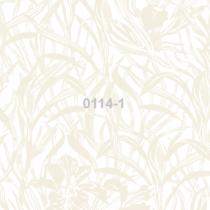 Панель ПВХ ТД Ірис білий 0114-1.